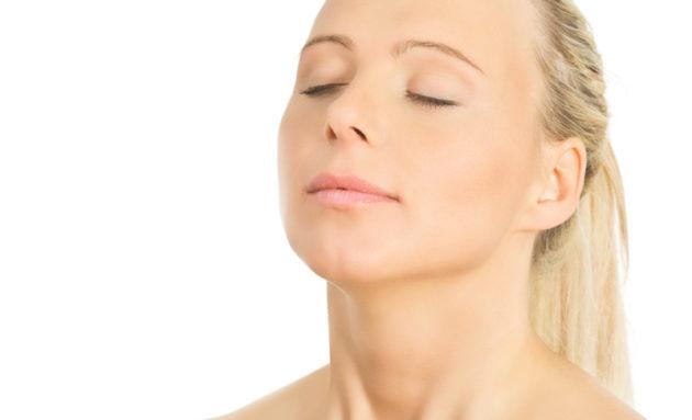 Нормализация носового дыхан
