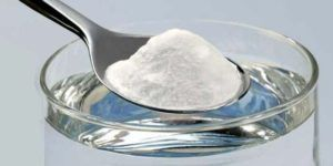 Вода с солью