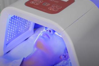 применение светодиодной терапии