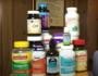 Баночки с витамином Д