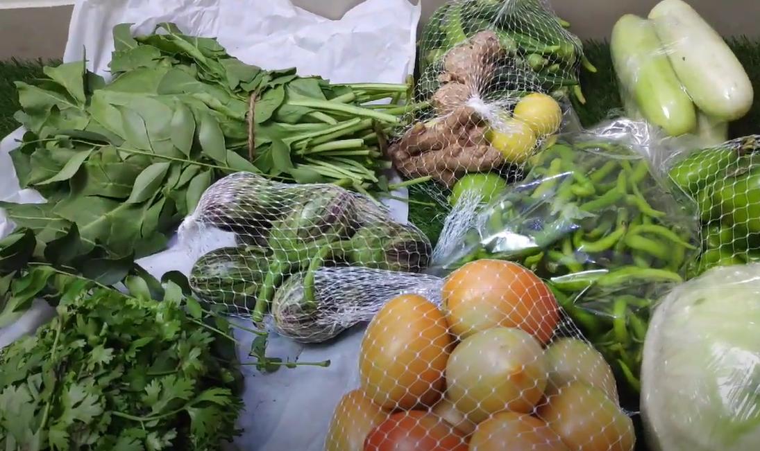 Продукты вегетарианцев и веганов